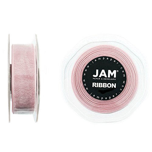 JAM Paper Sheer Organza Ribbon - 7/8