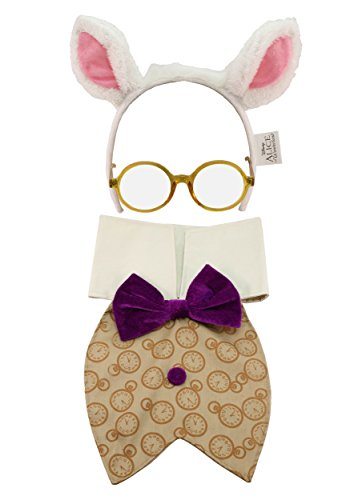 Disney Alice in Wonderland White Rabbit Kit by (Male Alice In Wonderland Costume)