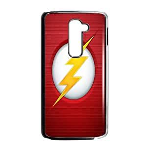 LG G2 Cell Phone Case Black Flash SUX_949985