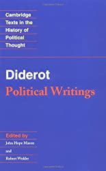Diderot: Political Writings (Cambridge Texts in the History of Political Thought)