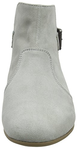 Geox Women's D Marlyna G Ankle Boots Grey (Lt Grey/Silver C1355) wyEVmr