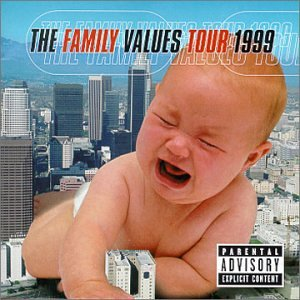 Family Values Tour 1999 by Interscope Records