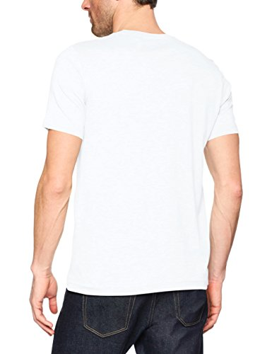 Tee shirt Beige 2045 Mustang general Homme T Logo T White IawBxq5S