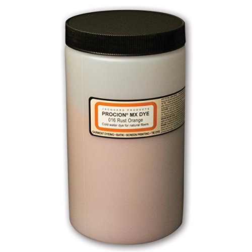 Procion Mx Dye Rust Orange 1 Lb