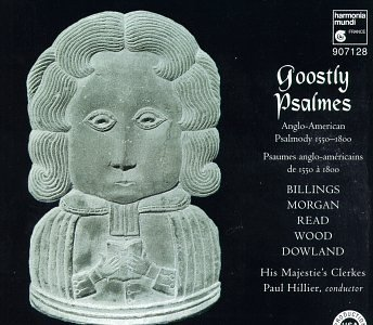 Price comparison product image Ghostly Psalmes: Anglo-American Psalmody 1550-1800