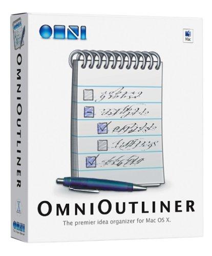 Omni Outliner 2 0
