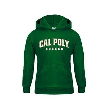 CollegeFanGear UIS Youth Navy Fleece Hoodie Soccer