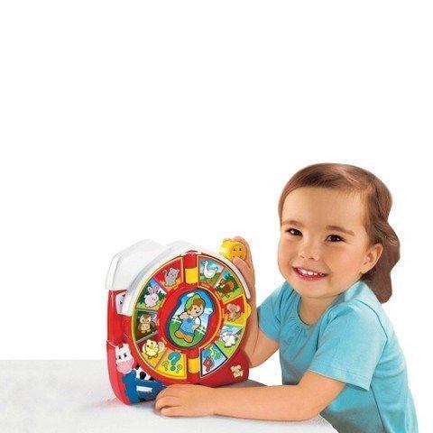 Fisher-Price Little People See 'n Say Farmer Eddie Says Animal Toys