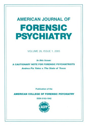 American Journal of Forensic Psychology