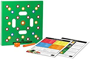 Seeding Square: Seed & Seedling Spacer Tool – Grow Perfectly Spaced Vegetables, Reduce Weeds, Conserve Water & Maximize...