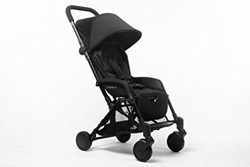Pali Sei.9 Compact Travel Stroller Classic New York Black