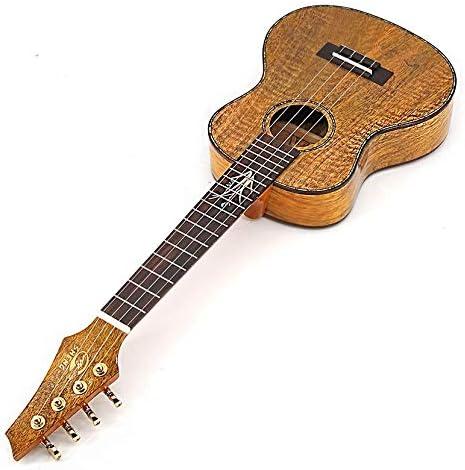 YZUEYT 23/26インチマンゴーの木のベニヤ光ウクレレウクレレウクレレウクレレ小さなギター YZUEYT (Color : Mango wood single (light)-23 inches)