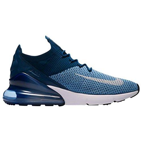 爆発ピック共和党(ナイキ) Nike メンズ バスケットボール シューズ?靴 Air Max 270 Flyknit [並行輸入品]