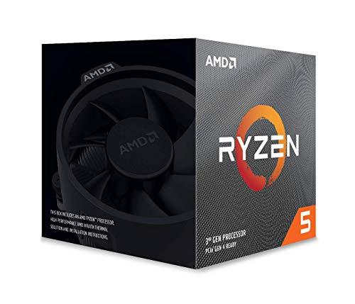 AMD Ryzen 5 3600X 6-Core, 12-Thread CPU