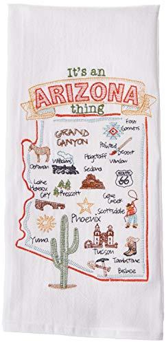 Kay Dee Designs ST Thing Arizona EMB F/S Dish Towel, 17.5 x 28, Various from Kay Dee