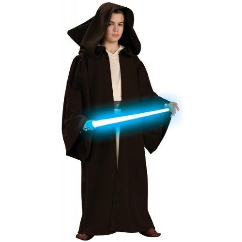 Super Deluxe Jedi Robe Costume Accessory - Medium