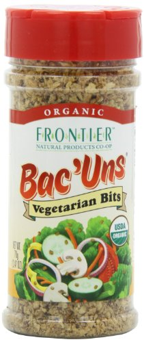 Bacuns Bacon - Frontier Herb Organic Bac'uns (2x2.7 Oz)