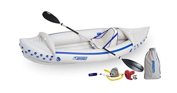 Amazon.com: Sea Eagle SE330 Kayak Pro Solo Amazon - Bomba ...