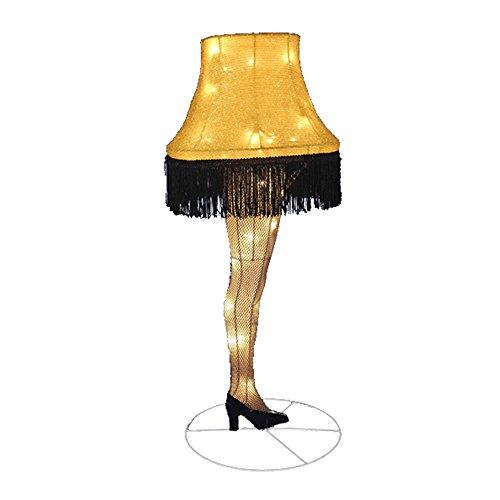 Outdoor Christmas Story Leg Lamp - 2