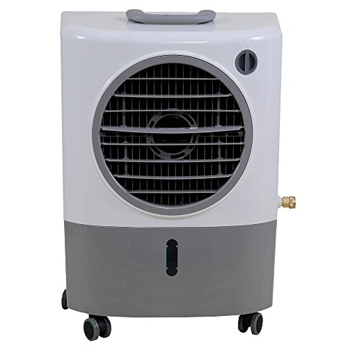 Hessaire 1,300 CFM 2-Speed Portable Evaporative Cooler for 500 sq. ft.