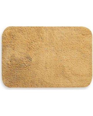 Wamsutta Perfect Soft 17-Inch x 24-Inch Bath Rug in Mustard