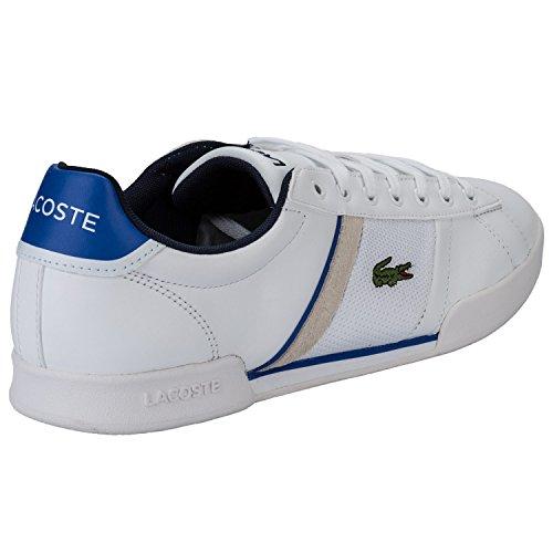BLANCO Sneaker Bianco uomo uomo Sneaker Sneaker Lacoste Bianco BLANCO Lacoste Lacoste v65Xw