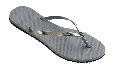Grey Women's Thong Havaianas You Sandals Steel wYwOqa6vn