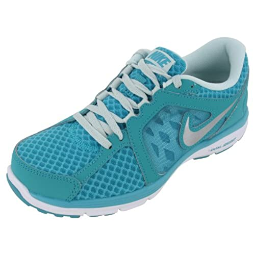 2f06c0afac90e1 Nike Dual Fusion Breathe Turquoise Ladies Running Shoes low-cost ...