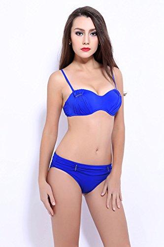 Pinkyee - Conjunto - para mujer Azul
