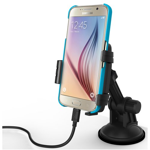 RND Vehicle Charging Dock for your Samsung Galaxy Note or S (Compatible with or without a case.)