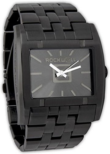 Rockwell Time Men's Apostle Gunmetal Case/Gray Dial Watch by Rockwell Time