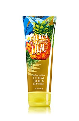 Bath & Body Works Ultra Shea Cream Golden Pineapple (Golden Shea Butter)