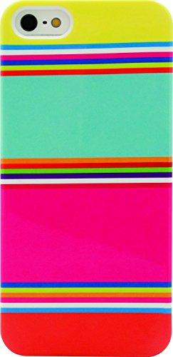 Signature CO7633 Back Case - Spring Summer 2013 - Premium - AppleiPhone 5/5S - Candy Stripe