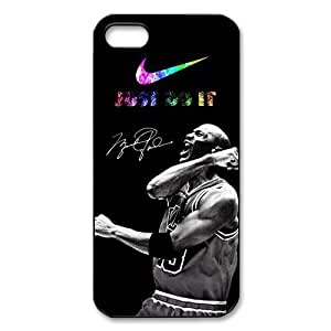 Chicago Bulls Michael Jordan iPhone 4/4s With Nike-Just Do It Hard Protector Case
