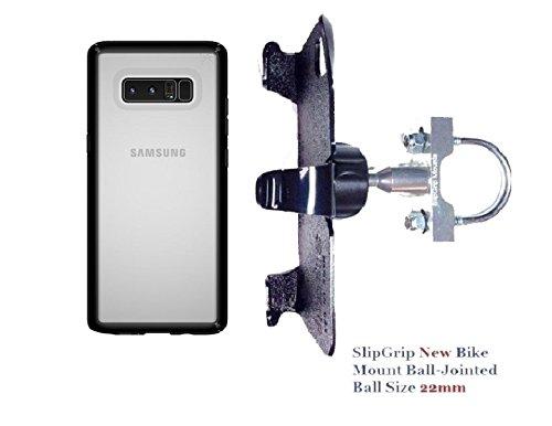 SlipGrip UボルトバイクホルダーDesigned for Samsung Galaxy Note 8 Speck Presidio Show Case B0764K2P41