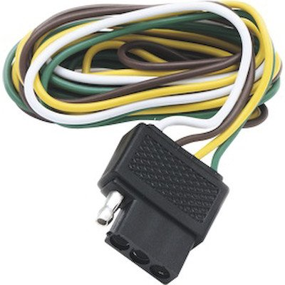 Female Trailer Light Connector [Set of 2] by Unified Marine