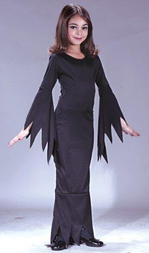 Madame Morticia Child Costume L by (Morticia Child Costumes)