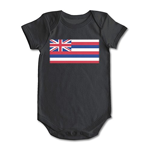 bbabylike The Flag of Hawaii Cool Design Baby Girl Boy Newborn - All Las Vacations Inclusive Vegas