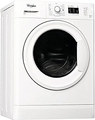 Whirlpool WWDE8612 Lavadora/secadora, capacidad de 8/6 kg, color ...