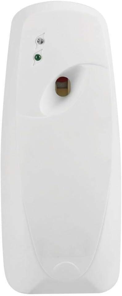 Beennex Automatic Aerosol Sprayer,Automatic White Aerosol Dispenser Air Freshener Fragrance Sprayer for Bathroom Hotel