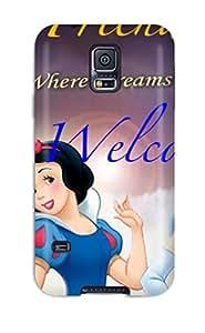 New Attractive Disney Press Disney Press Tpu Skin Case Compatible With Galaxy S5