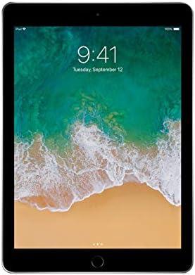 Apple iPad Pro Tablet (128GB, LTE, 9.7in) Space Gray (Renewed)
