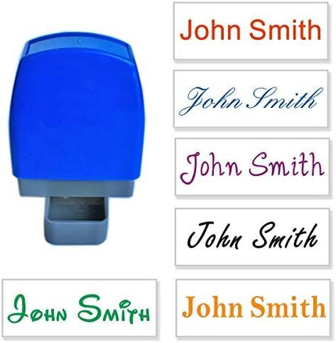 SSEELL Custom Signature Inking Stamp product image