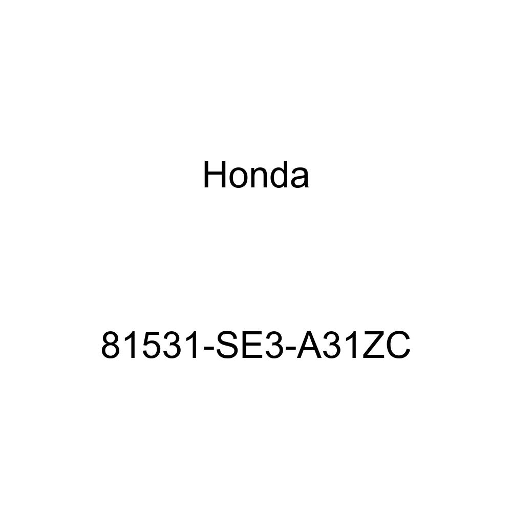 Honda Genuine 81531-SE3-A31ZC Seat Cushion Trim Cover Front Left