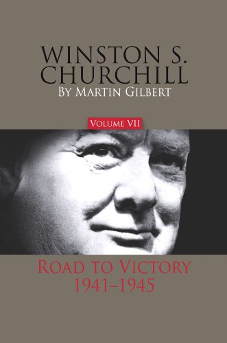 Winston S. Churchill, Volume 7: Road to Victory, 1941–1945 (Official Biography of Winston S. Churchill)