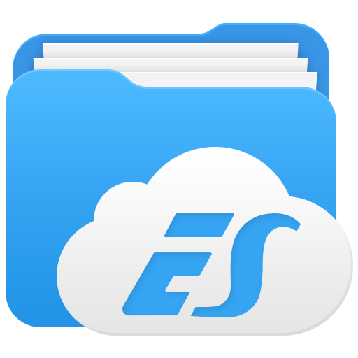 ES File Explorer File Manager (Android Tv Tablet)