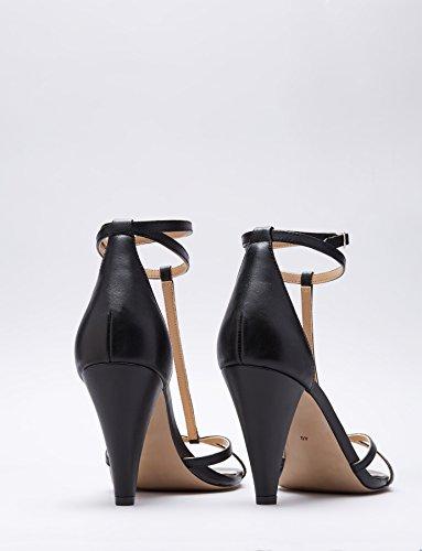 Con Find black Chiusura T Sandal Scarpe A Nero Cone Donna AwqtCAfT