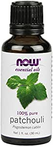 NOW Essential Oils Patchouli Oil, 1-Ounce
