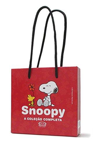 Box Snoopy: a coleção completa