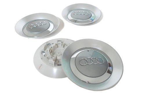 audi a4 hubcap wheel center caps - 8